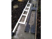Tow bar for motorhome