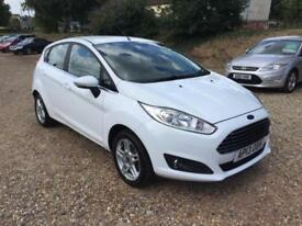 2013 Ford Fiesta 1.0 Zetec Hatchback 5dr Petrol Manual (start/stop) (99