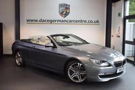 2011 11 BMW 6 SERIES 3.0 640I SE 2DR AUTO 316 BHP