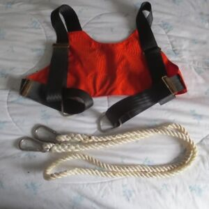 Sailing Harness and 6' Tether