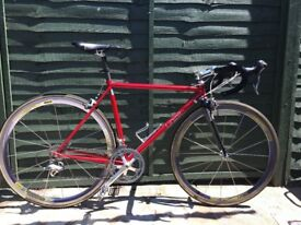 Arthur cagill men's road bike