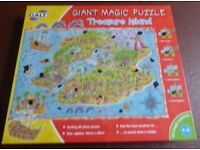 GALT Magic Puzzle Treasure Island