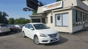 2013 Nissan Sentra 1.8 S - ONLY 42KM!!!