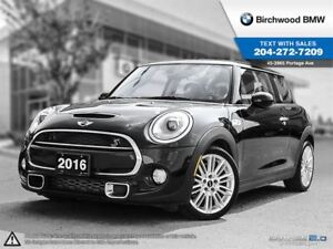 2016 MINI Hatchback Cooper Style Package