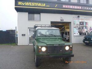 1996 Land Rover Defender 110