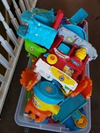 Toot toot kids toys