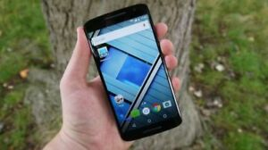 Network Unlocked Motorola Moto X Play with Long Battery Time