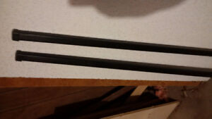 "Thule 45.5"" square bars or best offer"