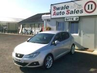 2012 SEAT IBIZA SPORTRIDER 1.4L - ONLY 44,992 MILES - FULL SERVICE HISTORY