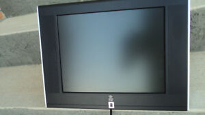 "14"" RV Pyle TV With DVD"