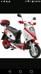 Im looking for. Baja e scooter