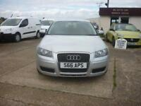 2007 AUDI A3 1.6 Special Edition 5dr
