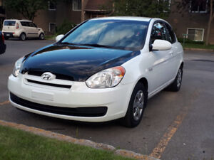 2008 Hyundai Accent (ouvert au échange)