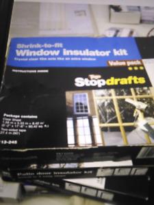 Windows insulation kit