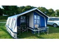 Sunncamp Holiday 400SE Trailer Tent 2011