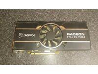 XFX AMD Radeon HD 6790 1GB GPU
