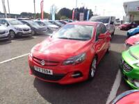Vauxhall Astra TECH LINE GT CDTI S/S (red) 2014-07-23