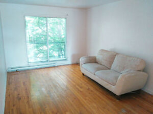 Beautiful and big 4 1/2 apt for rent new renovation in Longueuil
