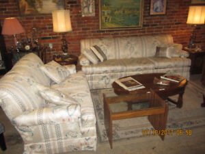 Beautiful  High Quality Couch and Love seat