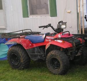 Suzuki quad runer 250