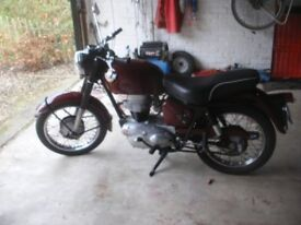 1964 Royal Enfield Crusader 250cc