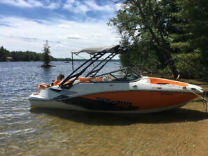 2012 see doo SP210 for sale