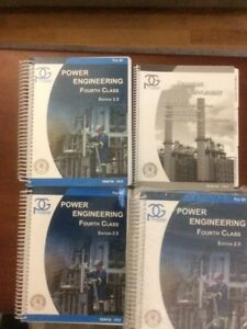 Power Engineering Fourth Class Edition 2.5