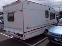 For Sale - Swift Sandymere - 2000 /Harringtons special edition 2 birth caravan year 2000 !