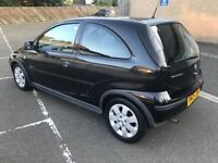 2005 VAUXHALL CORSA SXI TWINPORT 1.2L -3 DOOR HATCHBACK MANUAL PETROL ONE YEAR MOT FULL SERVICE
