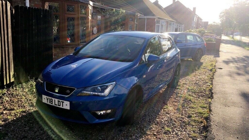 SEAT IBIZA FR, 62 plate with £750 worth of recent work done