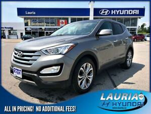 2013 Hyundai Santa Fe Sport 2.0T AWD SE Auto - Leather / Panoram