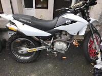 Honda XR 125 4 Stroke for sale £1400 or Swap