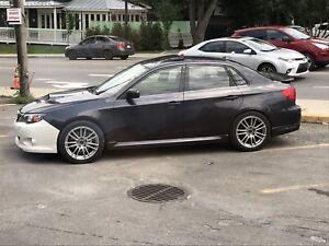 Subaru impreza WRX STi swap