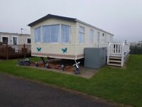 Skegness caravan for hire