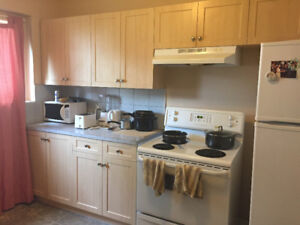 Two  bedroom  suite. Close to the University of Calgary