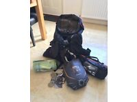 Set of camping equipment (Never used)