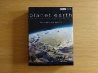 David Attenborough's Planet Earth, the complete series, 5 disc boxset