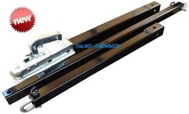 "SMC-Direct 3.5 Ton CAR TOW POLE RECOVERY TOWING BAR PROFESSIONAL RANGE ""Heavy Duty quality tow bar"""