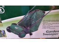 Garden sweeper