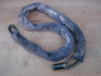 Almax Immobiliser Series III 16mm chain / best you can get, guaranteed can't be bolt cropped