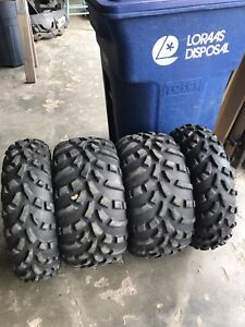 Used Carlyle 489 tires
