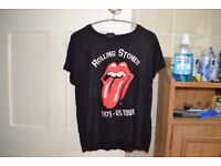 Rolling Stones T-Shirt Size 16