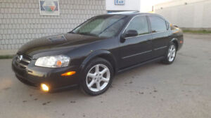 2002 Nissan Maxima *SAFETIED*