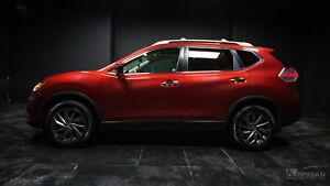 2015 Nissan Rogue SL AWD! CVT! LEATHER!