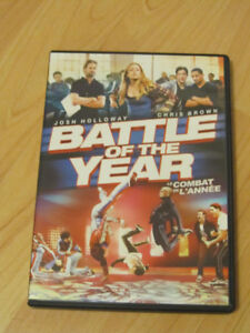 DVD Battle of the year