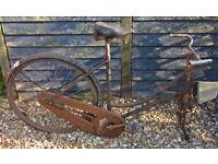 8 Vintage Bikes, £15 to £35