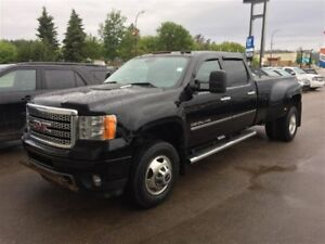 2013 GMC Sierra 3500HD Denali Diesel Dually *Loaded* *DVD*