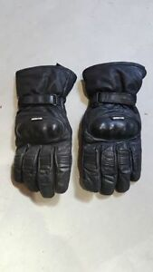 Motorcycle Riding Gloves - Size Large
