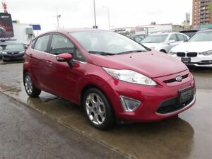 2013 Ford Fiesta Titanium|AUTO|LEATHER|SUNROOF|SYNC