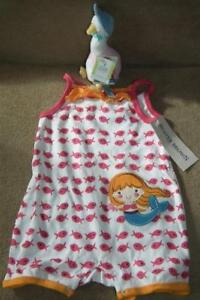 NEW Romper & Mother Goose stuffed toy